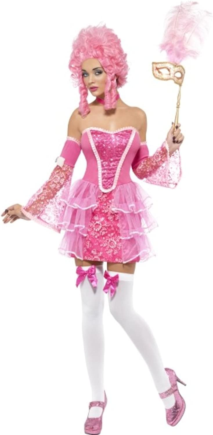 Fever Marie Antoinette Sparkle Costume - Small - UK Female - 8-10 - Fancy Dress