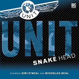 UNIT - 1.2 Snake Head audiobook cover art