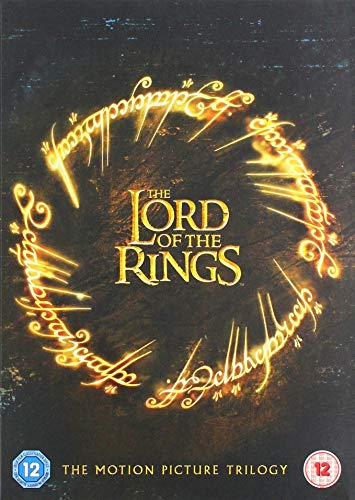 The Lord Of The Rings: Motion Picture Trilogy [DVD] [2003] [2015]