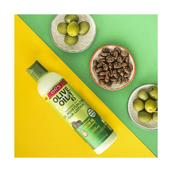 Beauty Shopping ORS Olive Oil Moisturizing Hair Lotion, 8.5 Oz (Pack of 3)