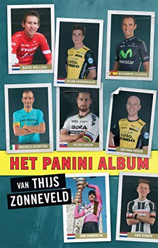 Het Panini-album van Thijs Zonneveld (Dutch Edition)