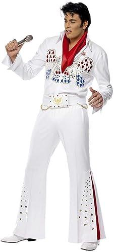 Horror-Shop Elvis costume American Eagle M