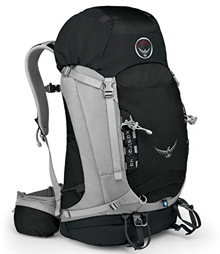 Osprey Packs Kestrel 48 Backpack (2015 Model) (Talus Grey, Medium/Large)