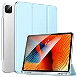 MoKo Funda Compatible con Nuevo iPad Pro 12.9 2021/2020, iPad Pro 12.9 5.ªGeneración[Admite Carga...