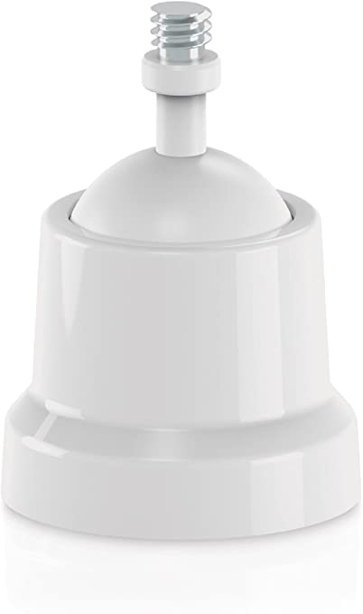 Arlo Certified Outdoor Mount, Accessory, Designed for Arlo Pro / Pro2 Wireless Wi-Fi Security Cameras, White, Pack of 2, VMA4000