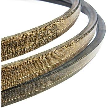 HUSTLER OEM Replacement Belt 5//8X134.5 Replace 771634