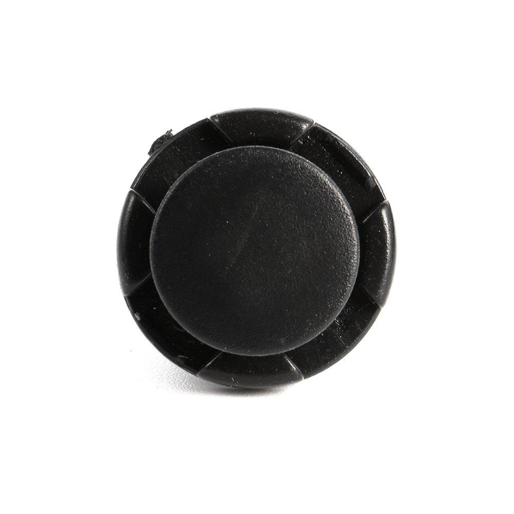 BEESCLOVER Lot de 100 Rivets en Nylon pour Mitsubishi Diam/ètre 9 mm