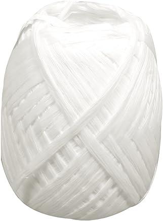 No.55 T/ürkis Eleganza 8 mm x 30 m Papierbast f/ür verschiedenste Bastelprojekte und Geschenkverpackungen