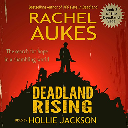 Deadland Rising audiobook cover art