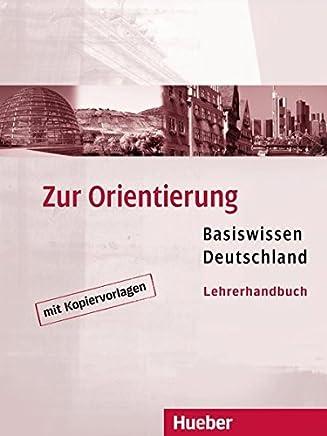 ZUR ORIENTIERUNG.Lehrerhdb (prof.)