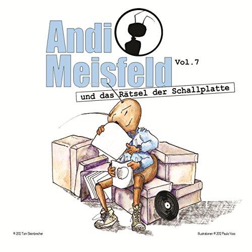 Andi Meisfeld und das Rätsel der Schallplatte Titelbild