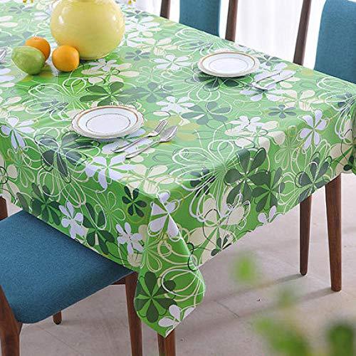 Traann Plastic tafelkleed afwasbaar, vierkant tafelkleed doek tafelkleed en verschillende maten - vuilafstotend tafelkleed meubeldecoratie uil 90*90 H