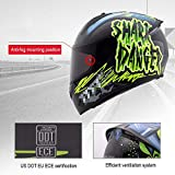 Zoom IMG-2 qxfj casco moto caschi integrali