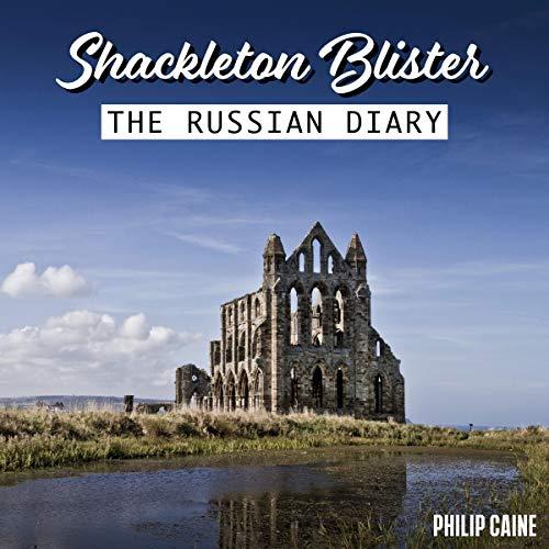 Shackleton Blister cover art