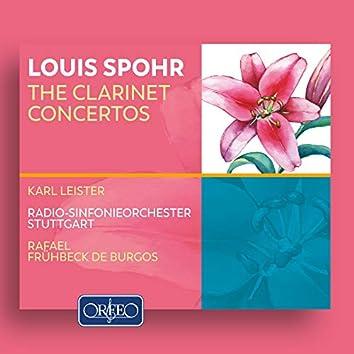 Spohr: Clarinet Concertos Nos. 1-3