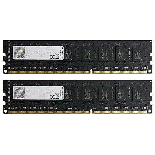 G.Skill F3-1600C11D-8GNS Arbeitsspeicher 8GB (1600MHz, CL11, 2X 4GB) DDR3-RAM