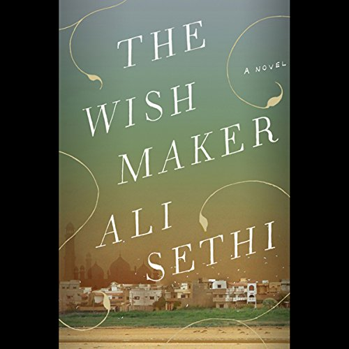 The Wish Maker audiobook cover art