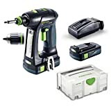 Festool – Perceuse visseuse à batterie