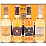 Glenmorangie The Pioneering Collection - Scotch, Whisky, Paquete con Lasanta, Quinta Ruban y Nectar D'Or, 4 x 0.1 l