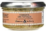 Comtesse du Barry Guinea Fowl Terrine with Apples and Calvados 140 g