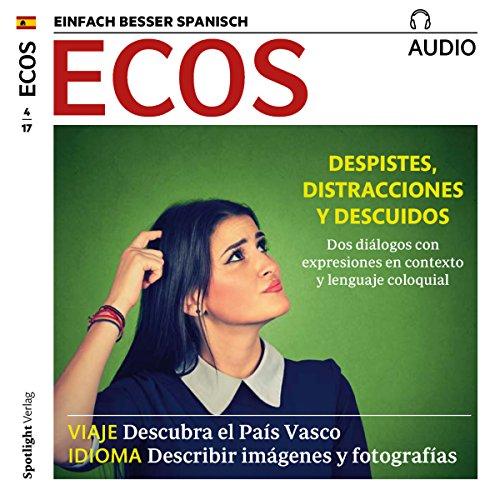 ECOS Audio - Despistes, distracciones y descuidos. 4/2017 cover art