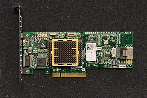 Adaptec RAID 5405 (2258200-R) Controller 4X SAS SATA 256MB PCI-e 8X