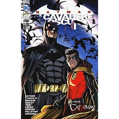 Batman il cavaliere oscuro. Variant (Vol. 50)