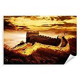 Postereck - 0034 - Chinesische Mauer, China Natur