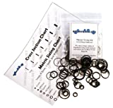 Orings-Online O-Ring Kit Compatible with Tippmann X7 Phenom Paintball Marker Paintball Marker - 4 Rebuilds