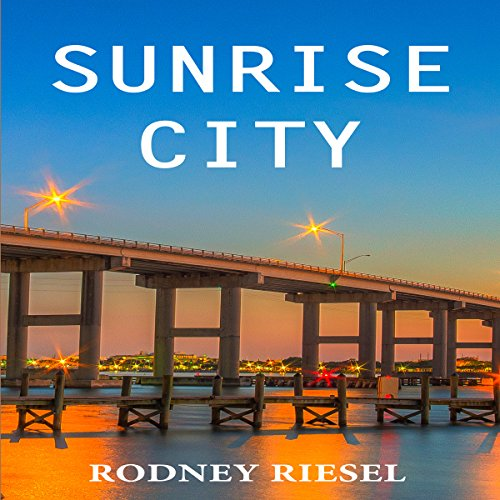 Sunrise City audiobook cover art
