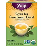 Yogi Green Tea Pure Decaf