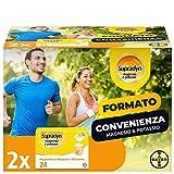 Supradyn Integratore Multivitaminico Magnesio e Potassio, con 5 Vitamine, Per Afa, Caldo, Attività...