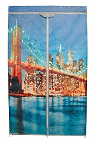 TLW direkt 1222–Armadio Brooklyn Bridge, 88x 45x 160cm