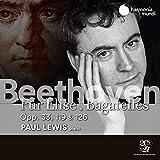 ベートーヴェン : エリーゼのために ~ バガテル集 / ポール・ルイス (Beethoven : 'Fur Elise' - Bagatelles / Paul Lewis) [CD] [Import] [日本語帯・解説付]