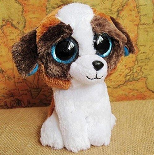 Sea Love New Ty Beanie Boos Duke The Dog 6' Plush Toy