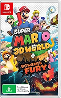 Super Mario 3D World + Bowser's Fury - Nintendo Switch (B08HJBKZFN) | Amazon price tracker / tracking, Amazon price history charts, Amazon price watches, Amazon price drop alerts