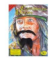 Black Pirate des Caraïbes Beard [Jouet]