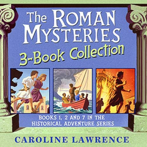 The Roman Mysteries 3-Book Collection cover art