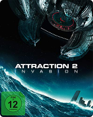 Attraction 2: Invasion - Limited SteelBook [Blu-ray]