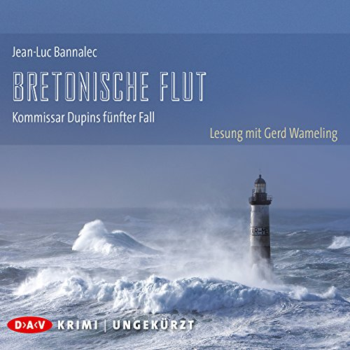 Bretonische Flut audiobook cover art