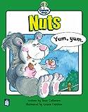 Nuts! Genre Beginner Stage Comics Book 3 (LITERACY LAND)