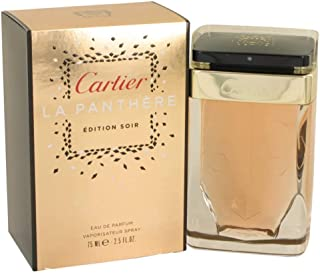 La Panthere Edition Soir by Cartier for Women Eau de Parfum 75ml