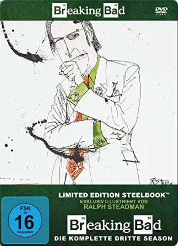 Season 3 (Steelbook) (Limited Edition) (4 DVDs)