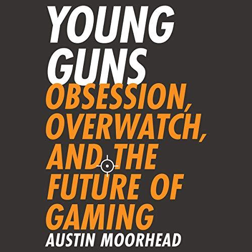 Young Guns audiobook cover art