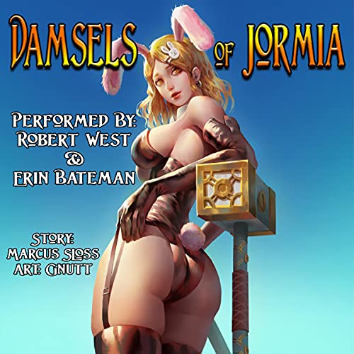 Damsels of Jormia Audiobook By Marcus Sloss cover art