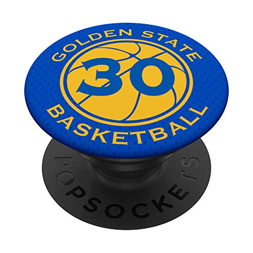 Golden State Basketball PopSockets PopGrip: Swappable Grip for Phones & Tablets