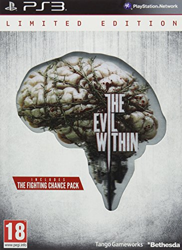 The Evil Within Limited Edition (PS3) UK IMPORT