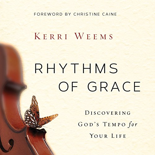 Rhythms of Grace audiobook cover art