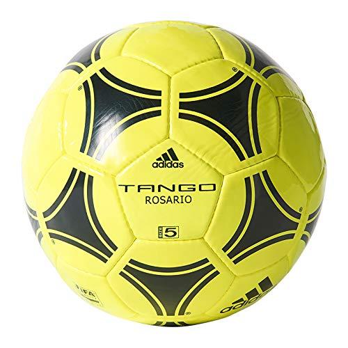 adidas Tango Rosario Balón de Fútbol, Hombres, Legend Ink/Solar Yellow, 5