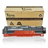 V4ink 1 x Compatible Cartucho de tóner TN241 TN245 for Brother HL-3140CW HL-3170CDW HL-3150CDW MFC-9340CDW MFC-9330CDW MFC-9140CDN DCP-9020CDW DCP-9015CDW MFC-9130CW (Negro, 2500 Copias)